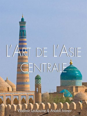 cover image of L'art de l'Asie Centrale
